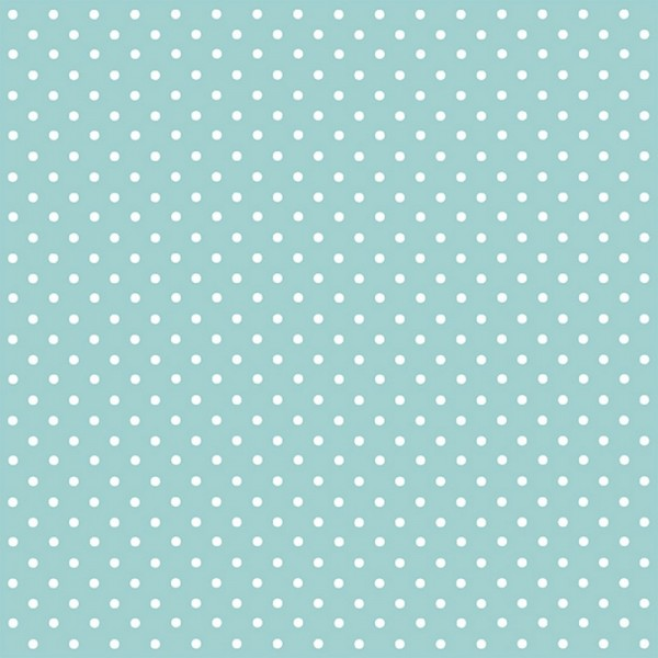 Serviette Avantgarde: Lulu bleu