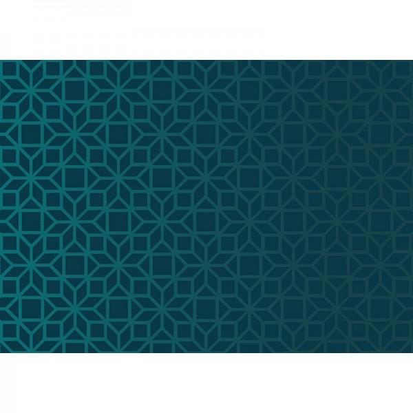 Geschenkpapier: Ornamental Deep Ocean