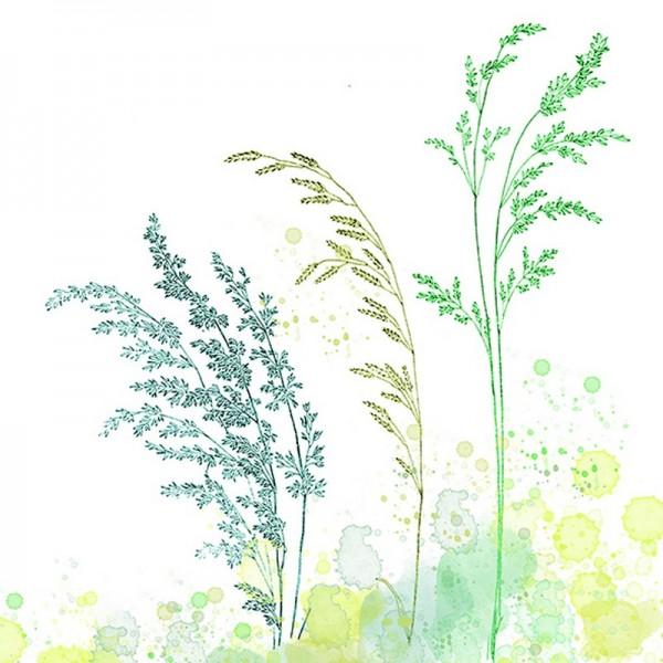 Serviette Atelier: Green Breeze