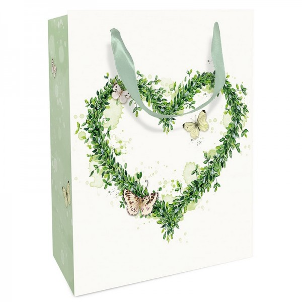 Geschenktaschen, 25 x 33 x 11 cm: Green Dream