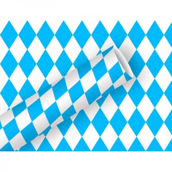 Geschenkpapier: Bayernraute