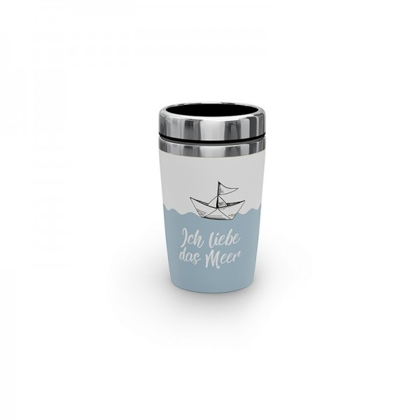 Thermo togo 240ml Liebe Meer