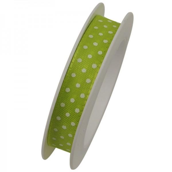 Taftband 10 mm: Flashlight limone