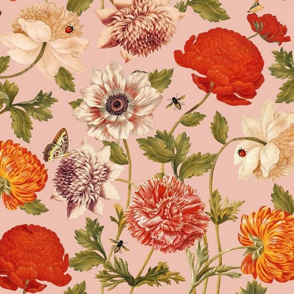 Serviette Atelier: Flora Botanica puder