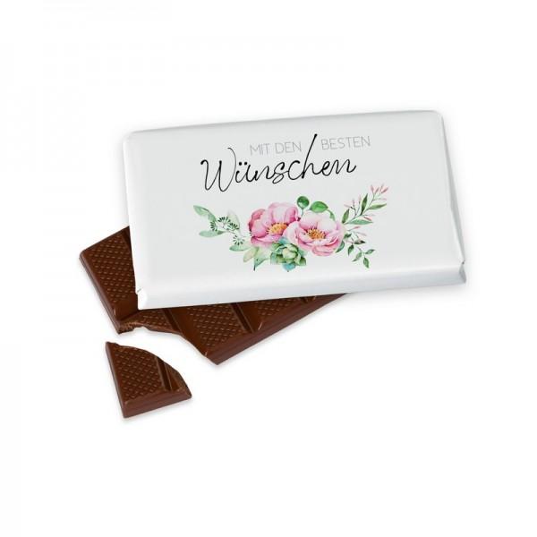 Schokolade40g beste Wünsche