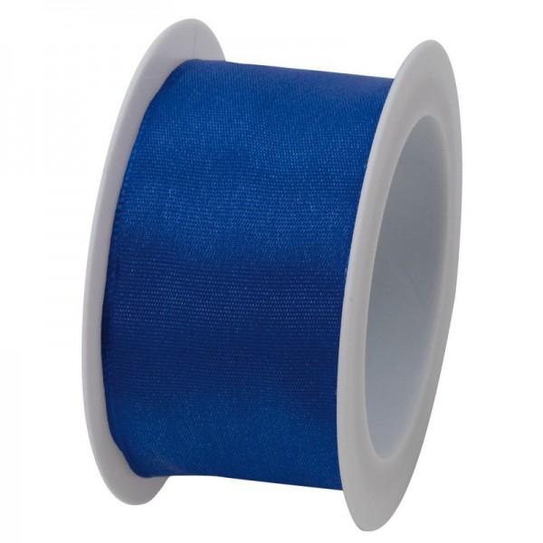Taftband 40 mm: blau
