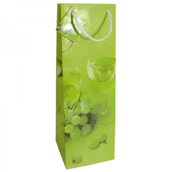 Flaschentaschen, 12 x 37 x 8 cm: White wine