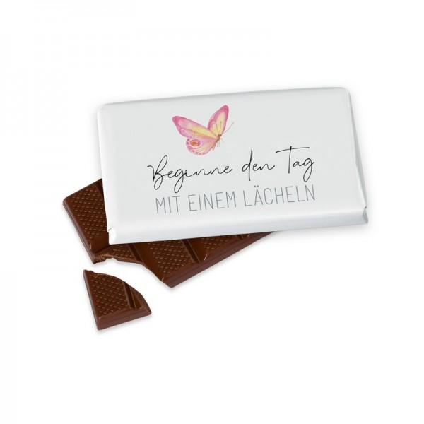 Schokolade40g Beginne den Tag