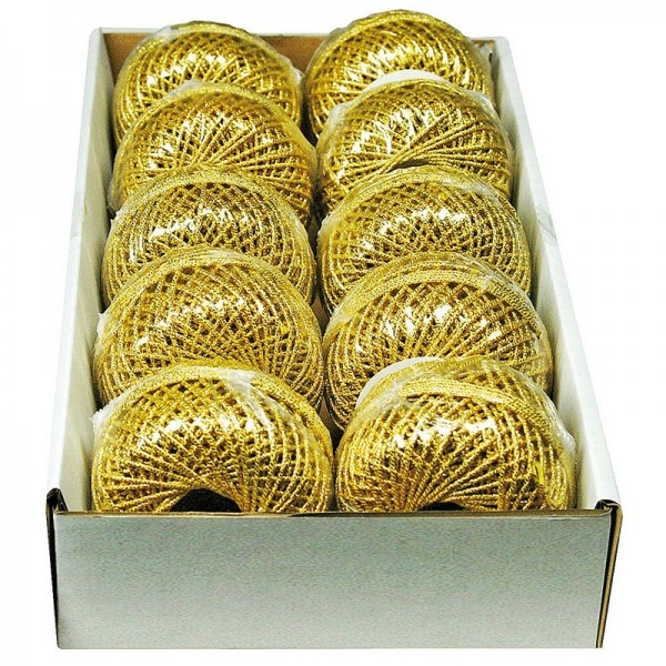 Cordonnet 1 mm: gold