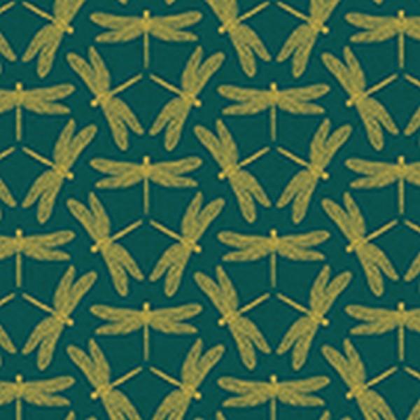 Serviette Avantgarde: Libella smaragd