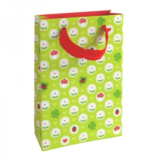 Geschenktaschen, 11 x 16 x 5 cm: Kleines Glück