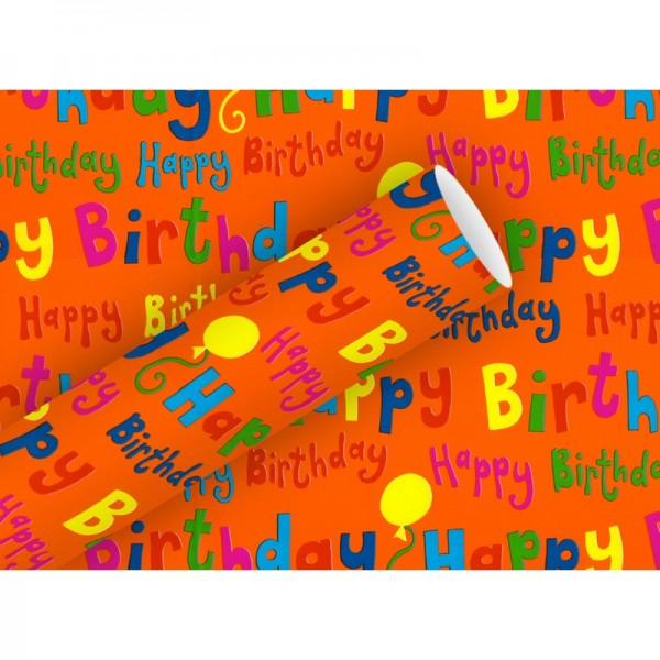 Geschenkpapier: Pop Birthday