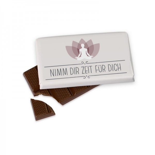 Schokolade40g Nimm dir Zeit