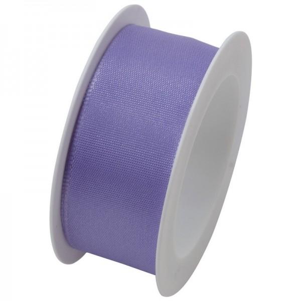 Taftband 25 mm: flieder
