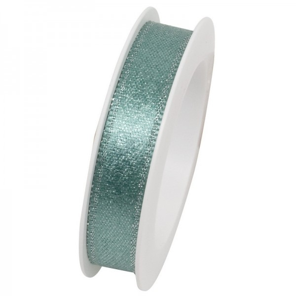 Taftband 10 mm: Brilliant mint