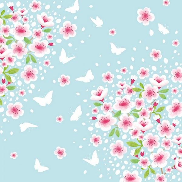 Serviette Atelier: Cherry Spring