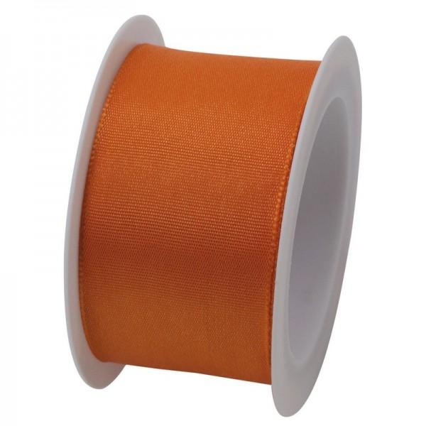 Taftband 40 mm: orange