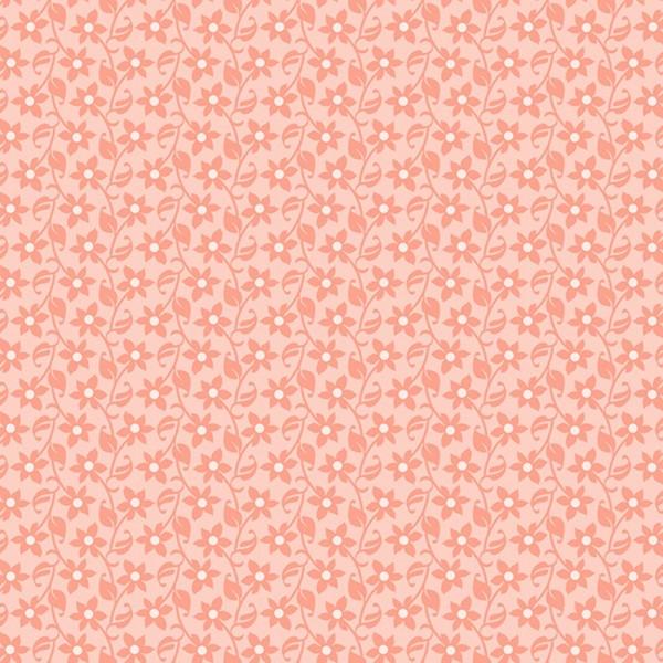 Serviette Atelier: Emilia koralle