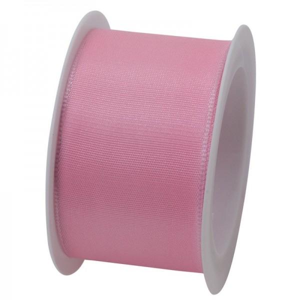 Taftband 40 mm: rosa