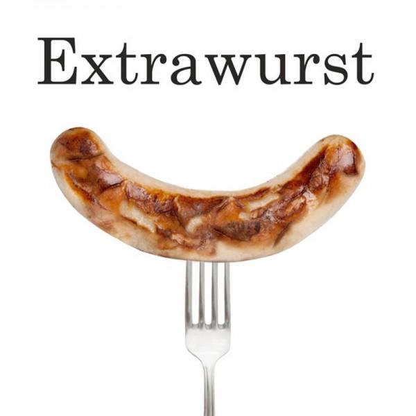 Serviette Atelier: Extrawurst