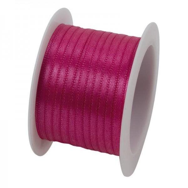 Satinband 3 mm: pink