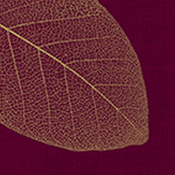 Serviette Avantgarde: Apart rubin