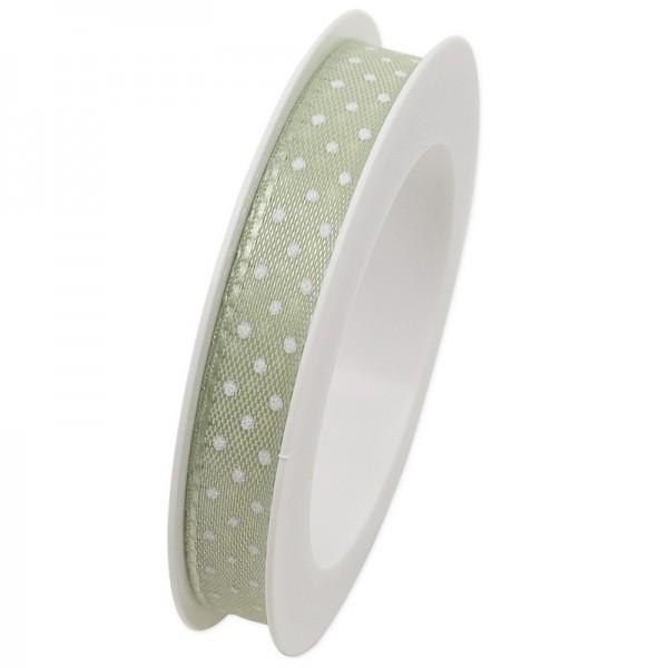 Taftband 10 mm: Flashlight jade