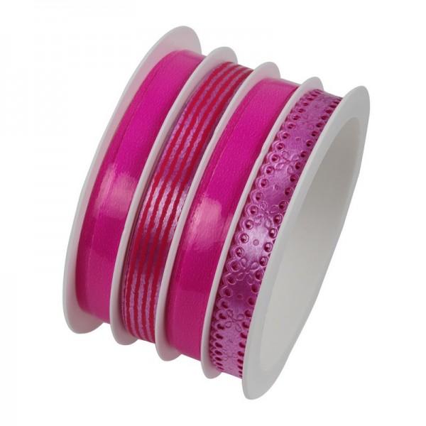 Polyband, Eiknäuel: pink