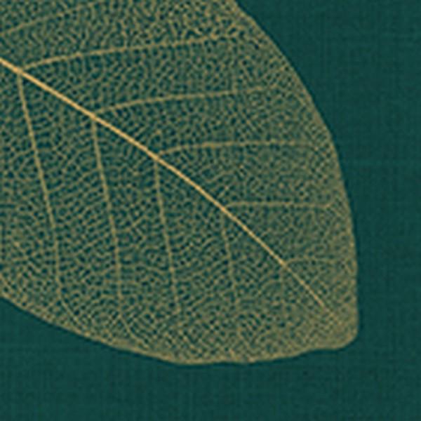 Serviette Avantgarde: Apart smaragd