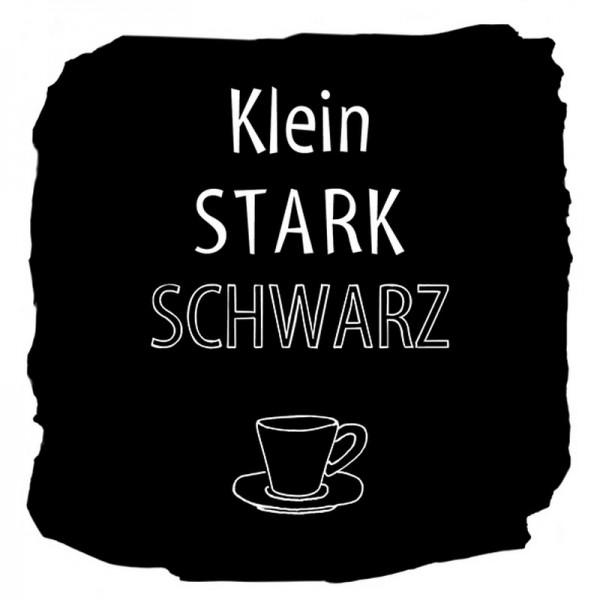 Serviette Avantgarde: Klein, stark